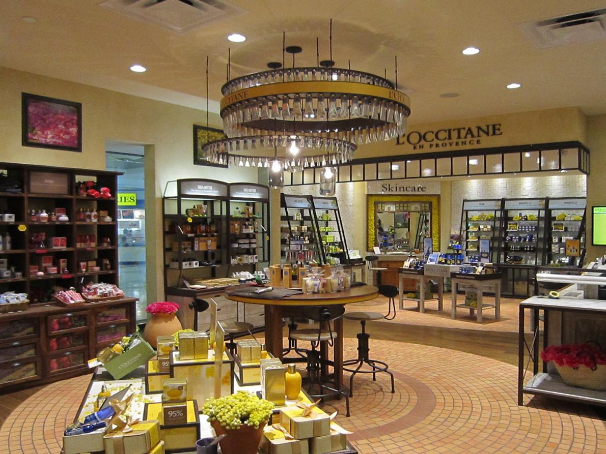 L Occitane Store