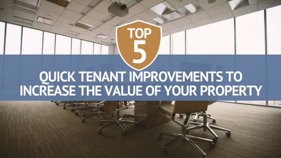 top-5-quick-tenant-improvement