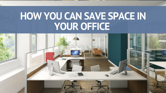How You Can Save Space in Your Office